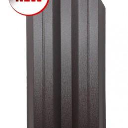 Метална ограда двулицева Мат /BGM/ цвят RAL 8019